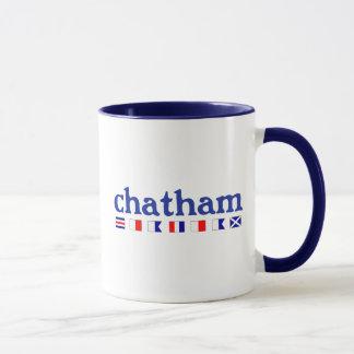 Chatham, doctorandus in de letteren - Spelling Mok
