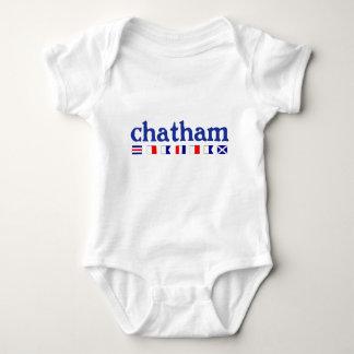 Chatham, doctorandus in de letteren - Spelling Romper