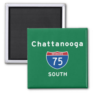 Chattanooga 75 magneet