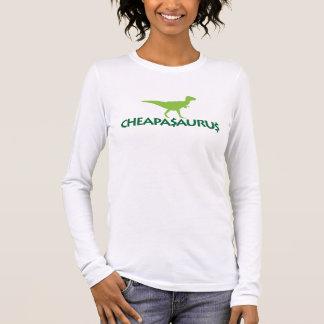 """Cheapasaurus "" T Shirts"