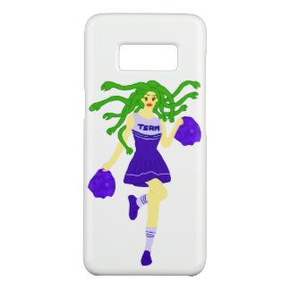 cheerleader monster Case-Mate samsung galaxy s8 hoesje