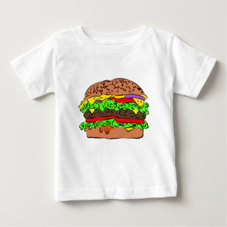 Cheeseburger Baby T Shirts