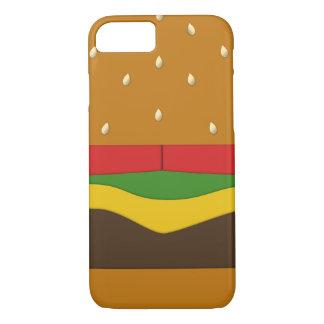 Cheeseburger iPhone 8/7 Hoesje