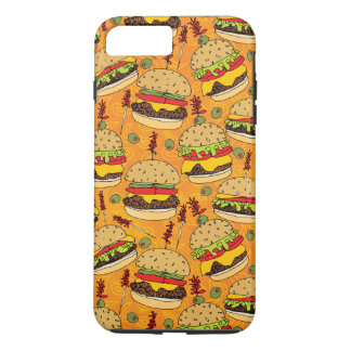 Cheeseburger Luxe iPhone 8/7 Plus Hoesje