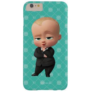 Chef- Baby | ben ik de Werkgever! Barely There iPhone 6 Plus Hoesje