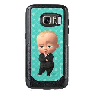 Chef- Baby | ben ik de Werkgever! OtterBox Samsung Galaxy S7 Hoesje