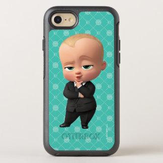 Chef- Baby | ben ik de Werkgever! OtterBox Symmetry iPhone 7 Hoesje