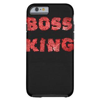 Chef- iPhone 6 van de Koning Tough van het Hoesje