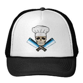 Chef_Skull_C1 Mesh Petten