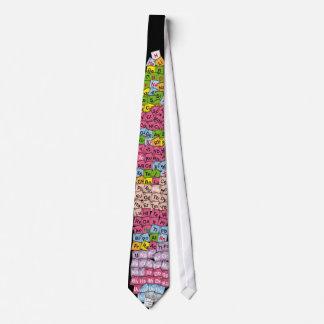 chemisch stropdas