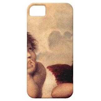 Cherubim - Raphael Barely There iPhone 5 Hoesje