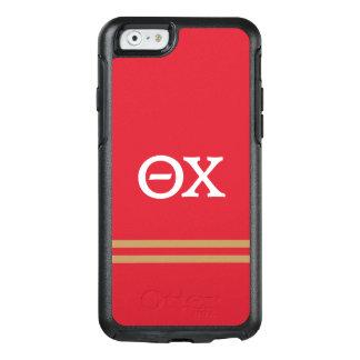 Chi | van de theta de Streep van de Sport OtterBox iPhone 6/6s Hoesje