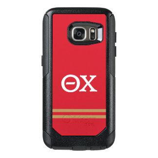 Chi | van de theta de Streep van de Sport OtterBox Samsung Galaxy S7 Hoesje
