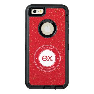 Chi | van de theta Kenteken OtterBox Defender iPhone Hoesje