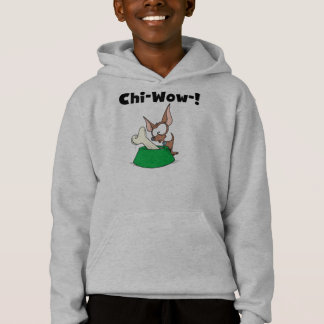 Chi-Wow de Hond Hoodie van Chihuahua