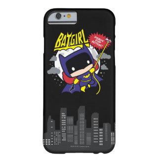 Chibi Batgirl Klaar voor Actie Barely There iPhone 6 Hoesje