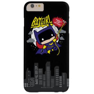 Chibi Batgirl Klaar voor Actie Barely There iPhone 6 Plus Hoesje