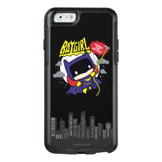 Chibi Batgirl Klaar voor Actie OtterBox iPhone 6/6s Hoesje