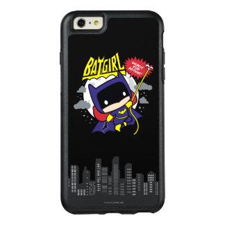 Chibi Batgirl Klaar voor Actie OtterBox iPhone 6/6s Plus Hoesje