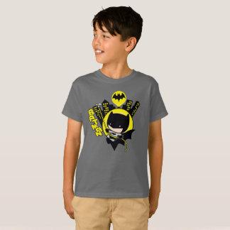 Chibi Batman dat de Stad schraapt T Shirt