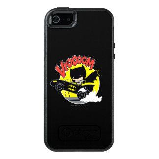 Chibi Batman in Batmobile OtterBox iPhone 5/5s/SE Hoesje