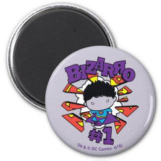 Chibi Bizarro #1 Ronde Magneet 5,7 Cm