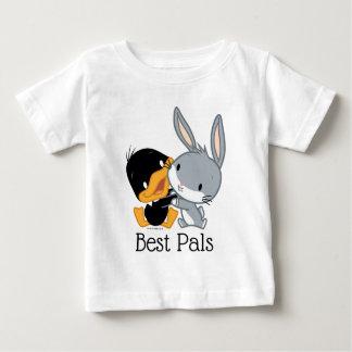 Chibi DAFFY DUCK™ & INSECTEN BUNNY™ Baby T Shirts