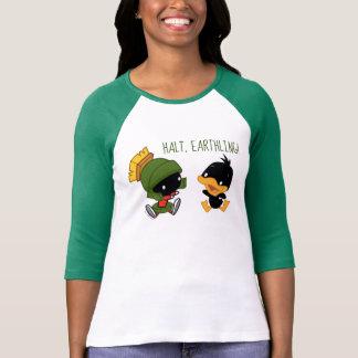 Chibi MARVIN MARTIAN™ & DAFFY DUCK™ T Shirt