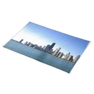 Chicago over het Meer Placemat
