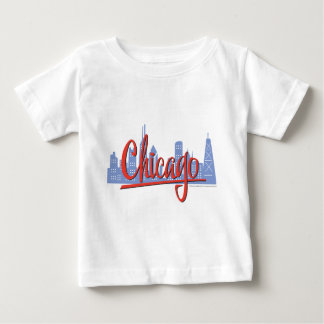 Chicago-ROOD Baby T Shirts