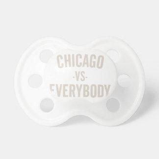 Chicago versus iedereen fopspeentje