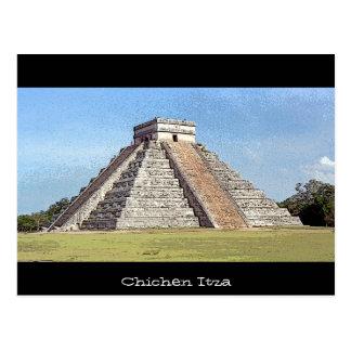 Chichen Itza Briefkaart
