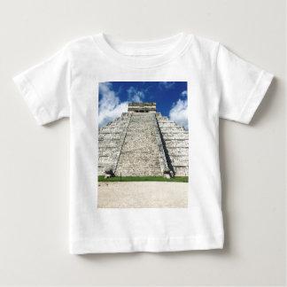 Chichen Itza door Kimberly Turnbull Fotografie Baby T Shirts