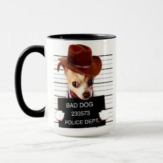 chihuahua cowboy - sheriffhond mok