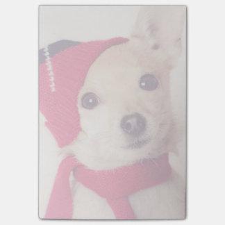 Chihuahua in het Pet van de Winter Post-it® Notes