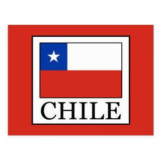 Chili Briefkaart