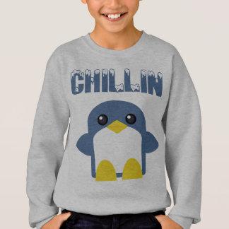chillin sweety tweety van de kawaii kinder pinguïn trui