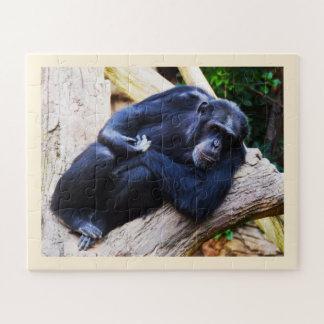 Chimpansee Legpuzzel
