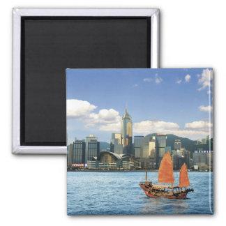 China; Hong Kong; De Haven van Victoria; Haven; A Magneet