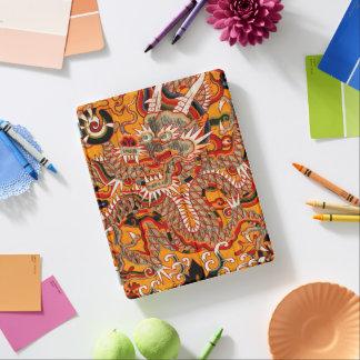 Chinees de kunst iPad Hoesje van de Draak Ming iPad Cover