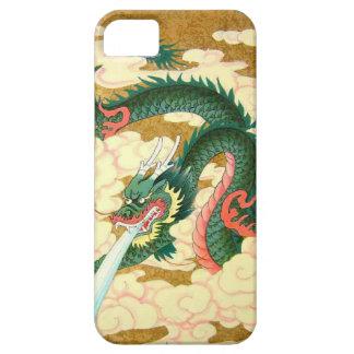 Chinees Nieuwjaar, Groene draak Barely There iPhone 5 Hoesje