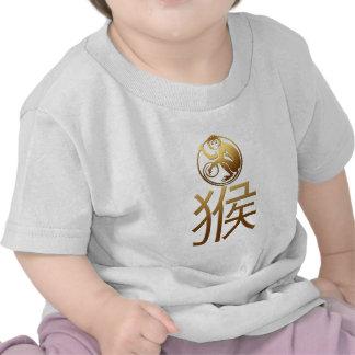 Chinees Nieuwjaar van de Aap 2016 T Shirt
