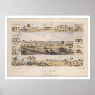 Chinees, [sic] Provincie Tolumne (1300) Poster