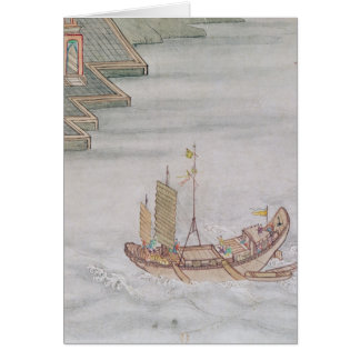 Chinese Boot Kaart