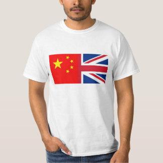 Chinese - China - Britse Vlag - Union Jack - het