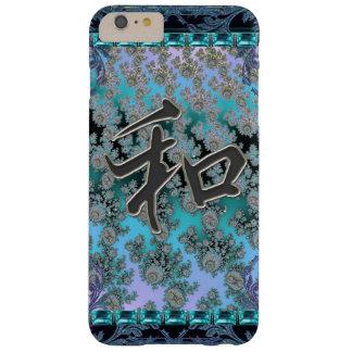 Chinese Fractal iPhone 6 van de Vrede plus Hoesje