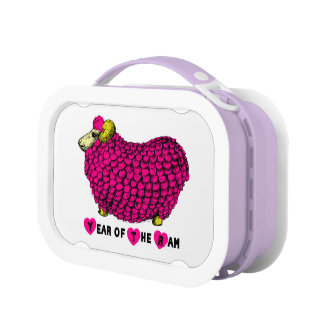 Chinese Lunchbox van de Douane van het Jaar van de