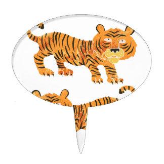 Chinese tijger taart prikker