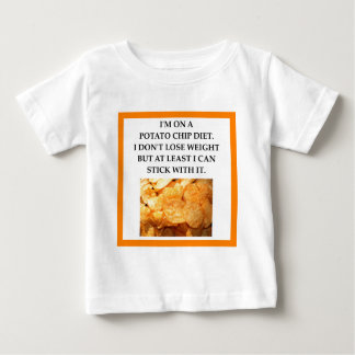 CHIPS BABY T SHIRTS