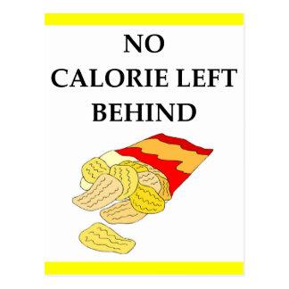 chips briefkaart